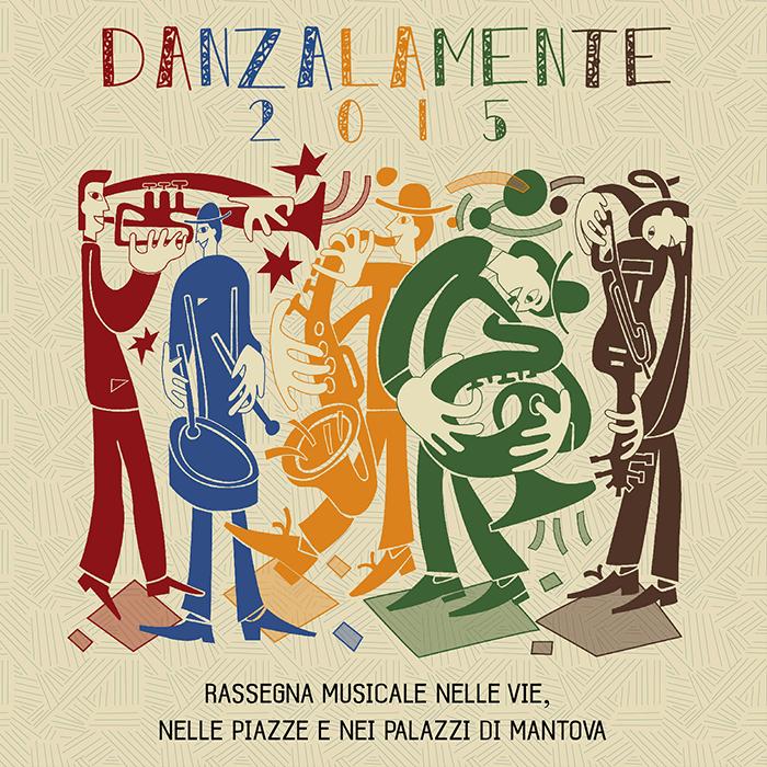 DANZALAMENTE 2015 - Fronte