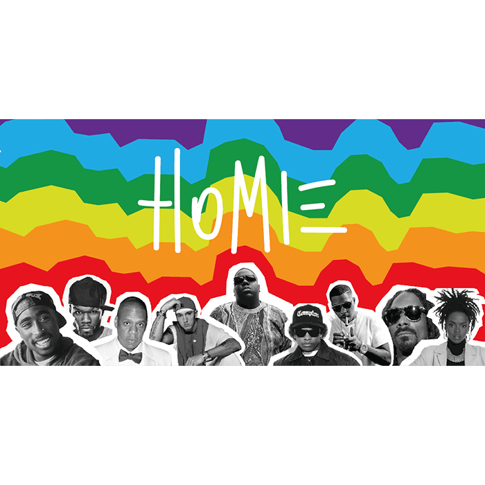 HOMIE estate 2018 - Fronte